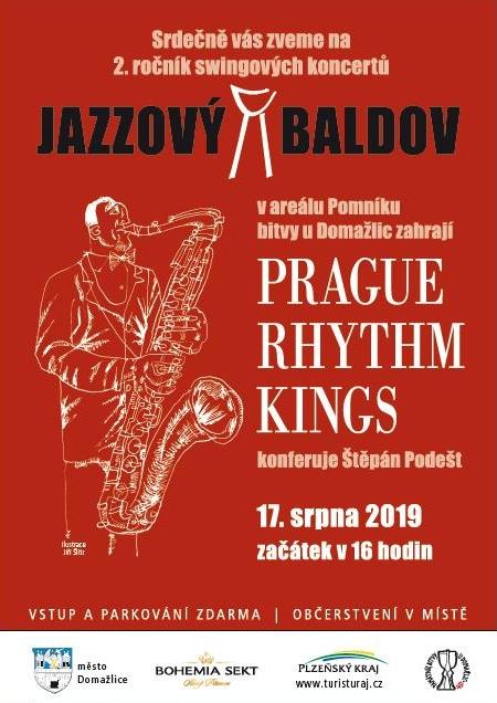 jazz nabaldově druhý ročník 17.srpna od16 hodin