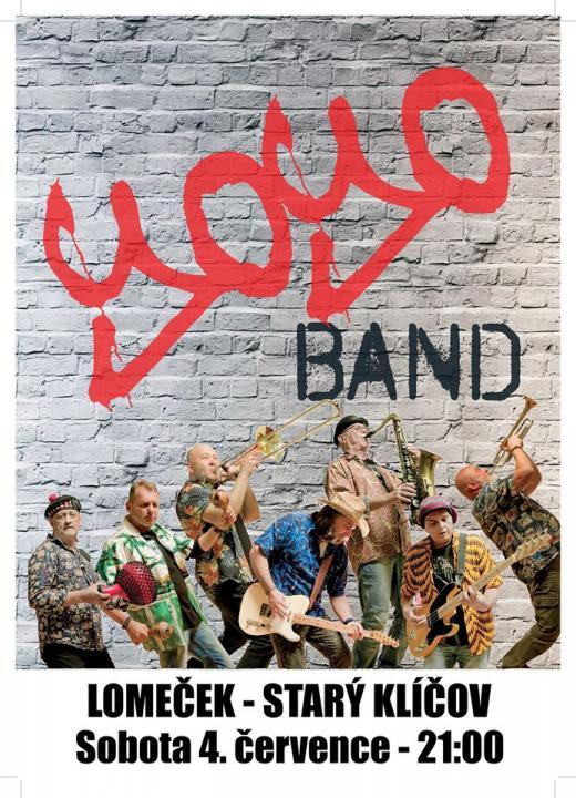 Yoyo band vLomečku