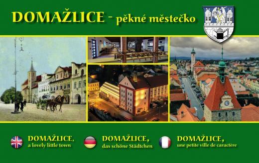 nová kniha Zdeňka Procházky Domažlice, pěkné městečko, představení vKC Pivovar