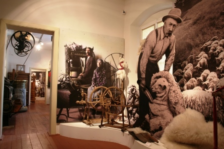Muzeum Příhraničí ve Kdyni - pohled1